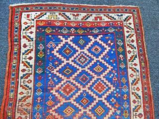 Antique Sahsavan Rug