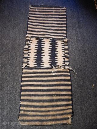 Antique Shirvan Kilim Sadllebag