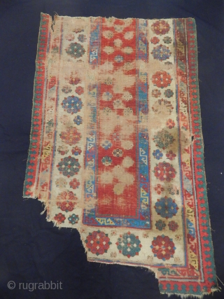 Caucasian Talish Sirvan Fragment