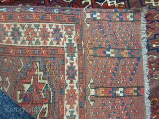 Old Turkmen Yamut Chuval