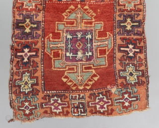 "Chunky east Anatolian rug. 5'8"" x 3'3"". 
