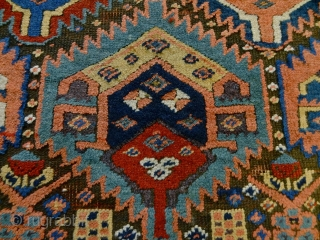 Antique Kurd   All Natural Colors, Very fine original quality, Natural Oxidations Bernard Zarnegin, Switzerland  http://stores.ebay.com/LETS-MAKE-A-DEAL-AROUND-7-AFTER-7   http://cgi.ebay.com/ws/eBayISAPI.dll?ViewItem&item=380980193732&ssPageName=STRK:MESE:IT