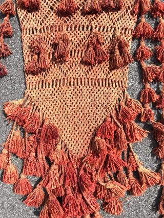 Beautiful Antique very fine wool Central Asian Uzbek bag. Excellent colour. The size is: 65cm X 40cm. Reasonable price.