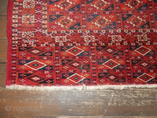 TEKKE CHUVAL--$225-- NOW ON EBAY