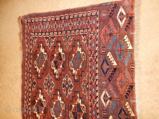 YOMUD - YOMUT WITH ARABATCHI SHRUBS IN THE SKIRT 