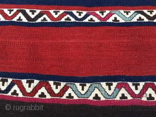 Turkey. Eastern Anatolia. Go back 100 to 120 years circa. One of the biggest tribal groups in the Reshwani or Rezvan confederation were the Sinanli. They were great dyers and weavers. Their  ...