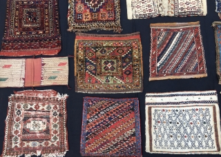 Twelve pieces from Anatolia to the…..East……. Available one by one or all together…..ask for more pics, infos, etc….