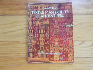 3 Textile Books:                               ...