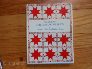 5 Books Americana Rugs, Quilts, and Stitching: 
