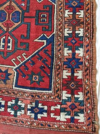 Anatolian Konya-Aksaray carpet begining of 19. century size 230x117
