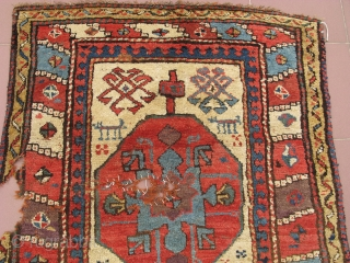 2101-NORTWEST PERSİAN KURDİSH CARPET 252X105
