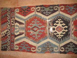 4564-Hotamis kilim frag 275x80