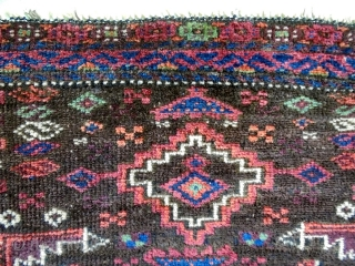 19th Century Timuri Baluch Bagface