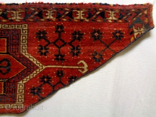 Universal Design Turkmen Penjerelik Fragment