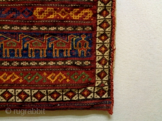Baluch Soumakh Bag Complete