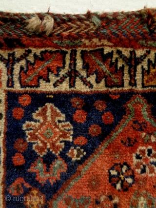 Qasqhay Bagface Size: 68x63cm Natural colors