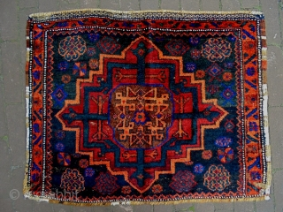 Memluk Gul Baluch Bagface