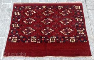 Early 19th Century Karadashli Cuval size 88x116 cm