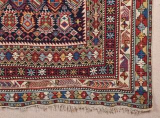 19th Century Marasali Prayer Rug size 110x140 cm