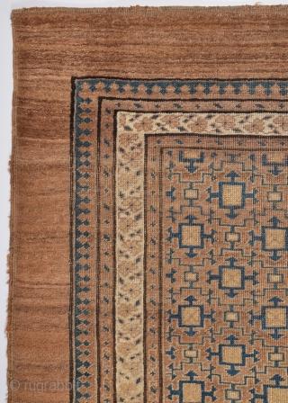 Camel Field Bakshaish Rug circa 1880-90 size 114x207 cm