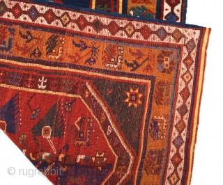Early 19th Century Megri Rug size 113x185 cm