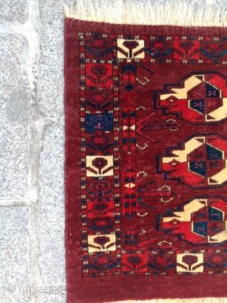 Very Fine Early 19th Century Karadashli Torba size 50x112 cm