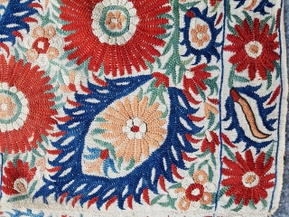 18th Century Epirus Embroidery size 102x106 cm