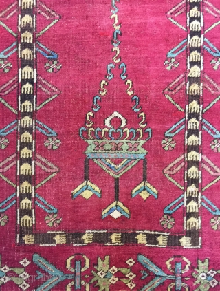 Kirsehir Prayer Rug 155 x 100 cm