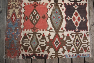 anatolian Kelim frag 86x125cm