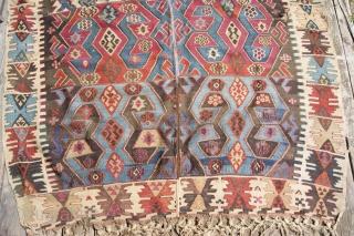 anatolian Kelim frag 160x293cm