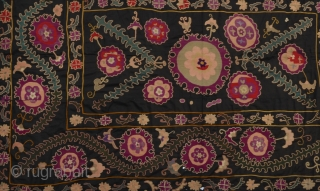 Antique Uzbek Suzani