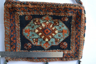 Suberb Afshar Chanteh Full Pile!! Ready to Display on on Beautiful Wall at home or office as a Tribal Afshar Textile ART...