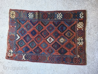 East Anatolian Kurdish Rug,19th Century