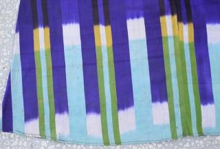 Central Asian Ikat Dress