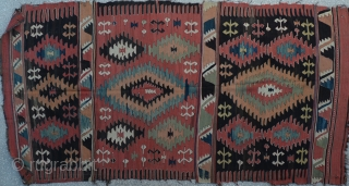 Old Anatolian (probably Afyon region) Kilim