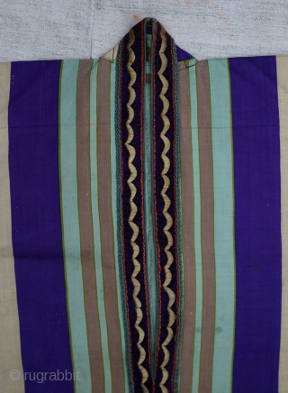 Central Asian Ikat Dress,very good condition