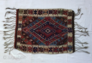 East Anatolian Kilim Rug 