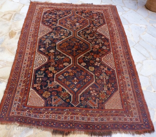 Antique Chiraz, 230 x 160. Need to be washed. Price upon request
