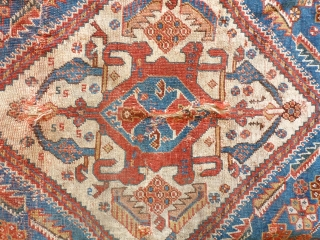 KASCHGAI  Qashqai antique 190 x 123 conditions look the pictures 
