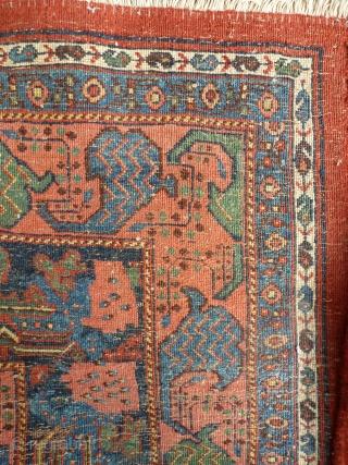 Room size Bidjar 380 x 270 circa 1930/40, very good condition, very good looking. Price upon request
