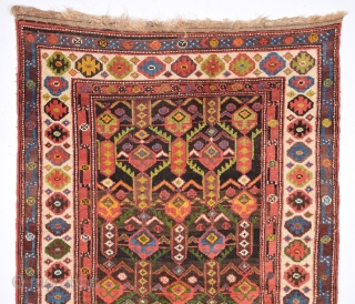 19th Century Unusual Nord-West Persian Rug.It's in Really Good Condition Size 107x184 Cm
