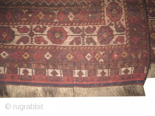 Shiraz Persian, knotted circa in 1930, 216 x 311 cm,  carpet ID: LUB-2