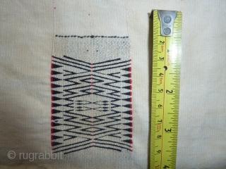 Very fine Naga cloth