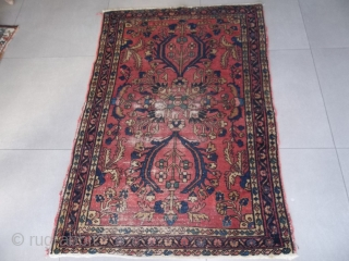 Persian antique LILIHAN 