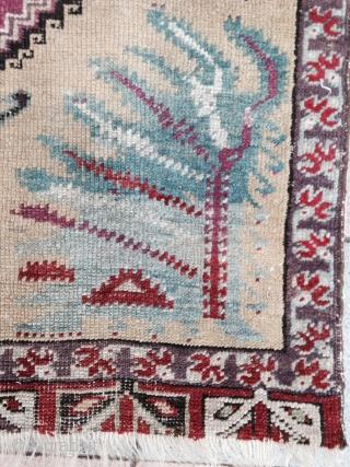 December Sale : An Anatolian Yastik , Size : 86x60cm