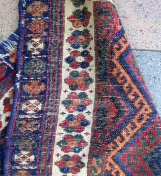 Summer sale : Lovely Jaf bagface ! with great wool , pile , size and colors . Please don't ask for more photos :-) Thanks. Size : 98x61cm