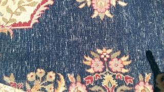 Persian Kerman  Rug  Size 243 cm 158 cm