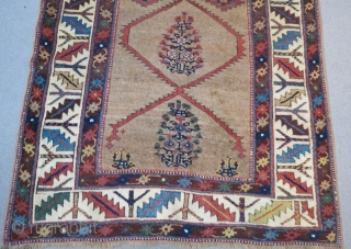South Persian Rug in good condition.250 x 118 cm, www.eymen.com.tr