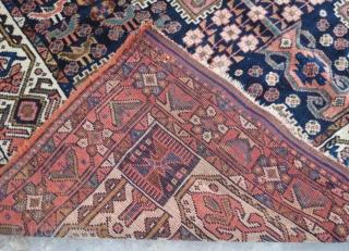 Antique Afshar Rug, 180 x 134 cm . www.eymen.com.tr