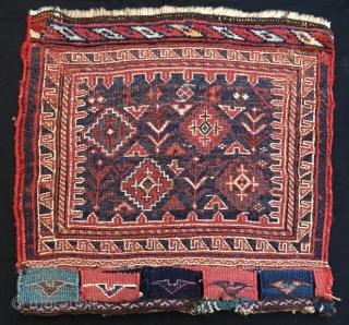Persian kurdish bag face,47 x 44 cm